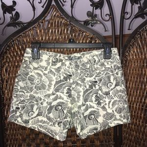 Old Navy floral pixie shorts